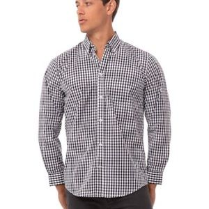 KENNETH COLE REACTION Classic Plaid Button Down